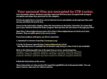Dėmesio: plinta virusas, užšifruojantis kompiuterio failus