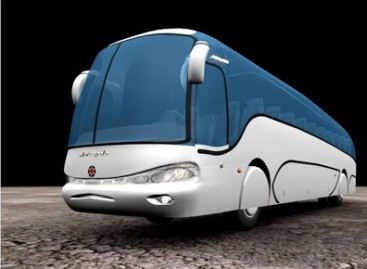 Aerodinamiško autobuso projektas
