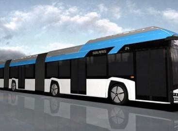 """""""Solaris"""" kuria ateities autobusą"""