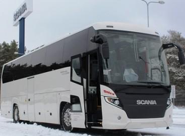 """Lietuvoje – pirmasis """"Scania Touring"""""""
