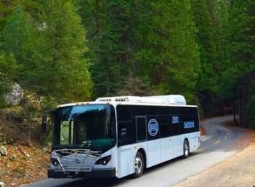 BYD pristatė naują elektrinį autobusą