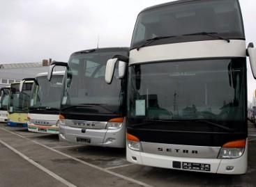 """Iš """"BusStore"""" Baltijos šalių vežėjai parsivežė du """"Setra"""" autobusus"""