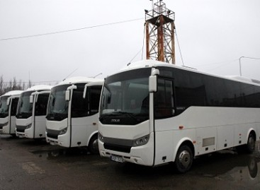 Šiauliuose – pirmieji autobusai su Euro 6 reikalavimus atitinkančiais varikliais