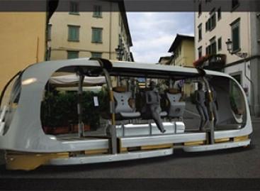 Ateities miestams – šešiaračiai autobusiukai