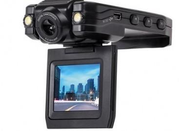 Už vaizdo registratorių naudojimą gali būti skirta bauda
