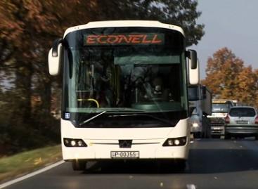Vengriškus autobusus ketinama surinkinėti Kazachstane