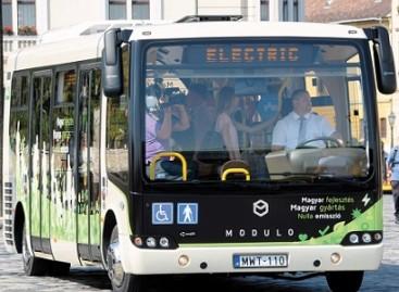 Maskvoje bus gaminami kėbulai vengriškiems autobusams