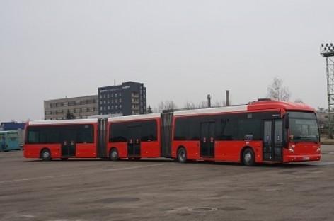 Kaune keleivius veš ypač ilgi autobusai