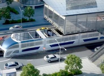 """""""Land Airbus"""" – nauja viešojo transporto koncepcija (video)"""