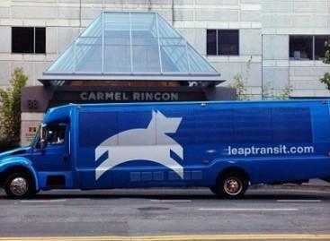 """""""Leap"""" — autobusai, keičiantys požiūrį į viešąjį transportą"""