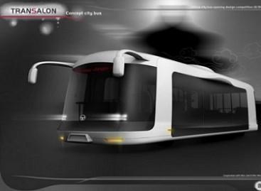 """""""TranSalon"""" – ekologiško autobuso konceptas Kinijai"""