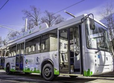 Rusijoje sukurtas naujos kartos elektrinis autobusas