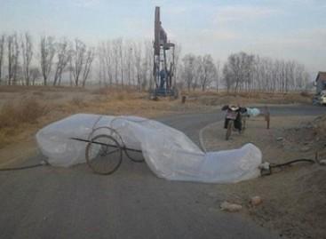 Kaip Kinijoje išgaunamos ir transportuojamos gamtinės dujos?