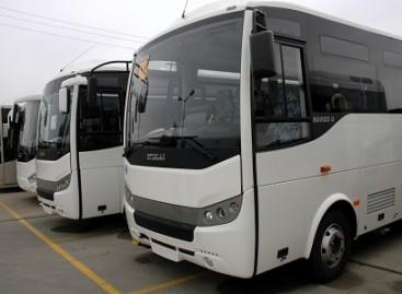 """""""Otokar"""" gamykloje – gamybos naujovės ir autobusų prototipai"""