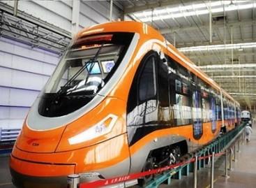 Kinijoje – pirmasis vandenilinis tramvajus