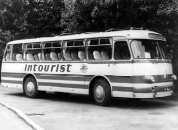 "Modernizuotas LAZ 697M ""Turist"""