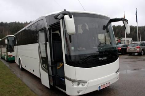 """Keleivių vežėjams pristatytas naujas """"Vectio T"""""""