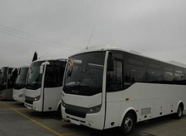 """Keleivių vežėjai lankosi """"Otokar"""" gamykloje Turkijoje"""