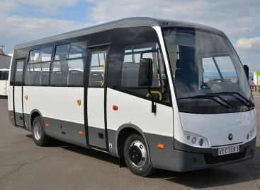 """""""GAZ grupė"""" pristato naujus autobusų modelius"""