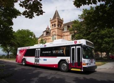Jutos miestui – elektriniai autobusai