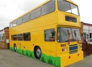 Naujas senų autobusų gyvenimas