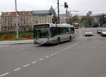 Sostinės meras: viešojo transporto sistemai gerinti būtini operatyvūs sprendimai
