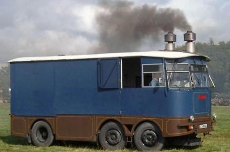 Gariniai autobusai