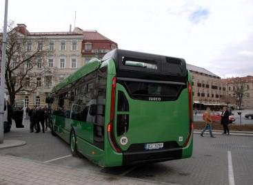 """IVECO Urbanway CNG"" – Kaune"