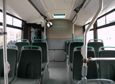 Kaliningradiečiai gali pasirinkti autobusų dizainą