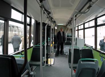 Kirgizijos sostinėje mikroautobusus keis dujiniai autobusai
