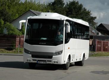 Išbandę naujus autobusus, vežėjai nebenori pavažinėtų