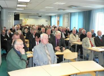 Veteranų susitikime – apie nuveiktus darbus ir ateities planus