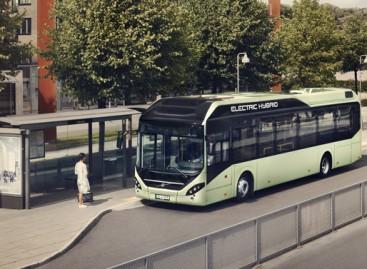 Švedija renkasi elektrinius autobusus