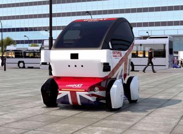 Didžiojoje Britanijoje viešuoju transportu taps bepiločiai automobiliai