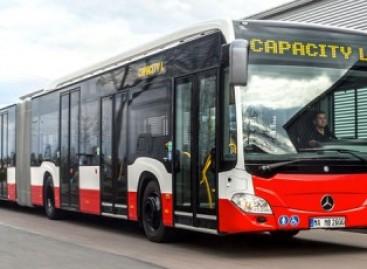 """Mercedes"" UITP-2015 pristato naują ""Capacity L"""