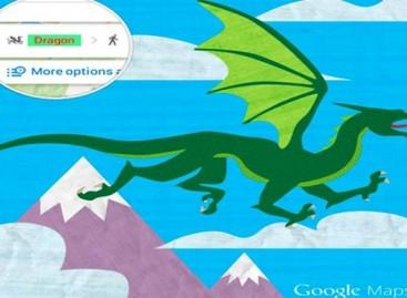 """""""Google Maps"""" – nauja viešojo transporto opcija """"drakonas"""""""
