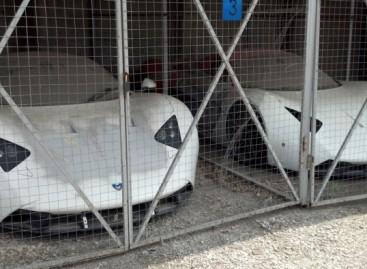 Kuo baigėsi rusų mėginimas sukurti sportinį automobilį?