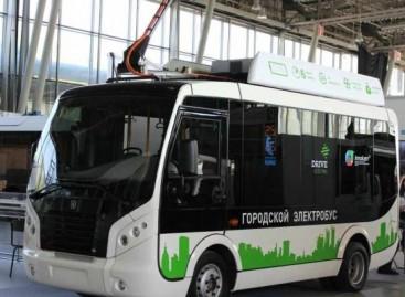 Mikroautobusus keis mažieji elektriniai autobusai