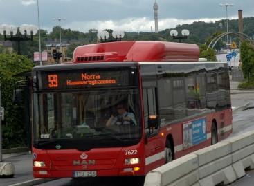 Švedijos autobusų vairuotojai neišlaikė tolerancijos testo (video)