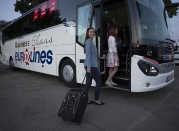 """""""Eurolines Lietuva"""" autobusų keleiviams – bilietai po vieną eurą"""