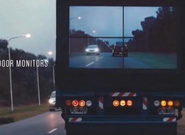 Originali reklama padeda išvengti avarijų