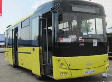 MAZ 2015-aisiais planuoja gaminti naujos kartos dujinius autobusus
