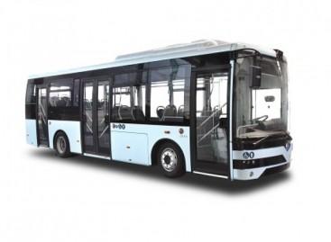 """Temsa"" pristatė elektrinį autobusą"