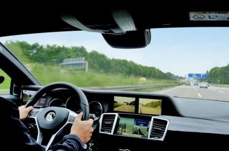 """""""Continental"""" veidrodėlius pakeitė naujoviška vaizdo kamerų stebėjimo sistema"""