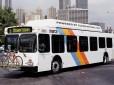 Dalase perkami dujiniai autobusai