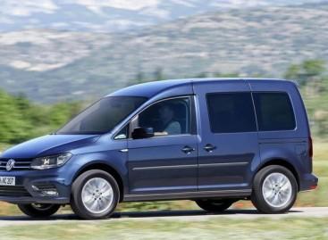 """Volkswagen"" pristatė dujinį ""Caddy"""