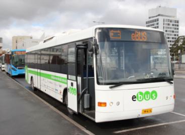 Suomijoje bus išbandomi elektriniai autobusai