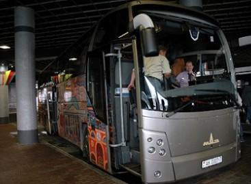 Iš Minsko į Vilnių veš dar vienas autobusas