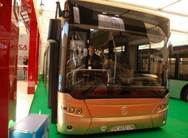 Ukrainietiški autobusai važinės Kaire
