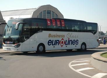 """Moderniausiu """"Setra"""" autobusu – į Rygą"""